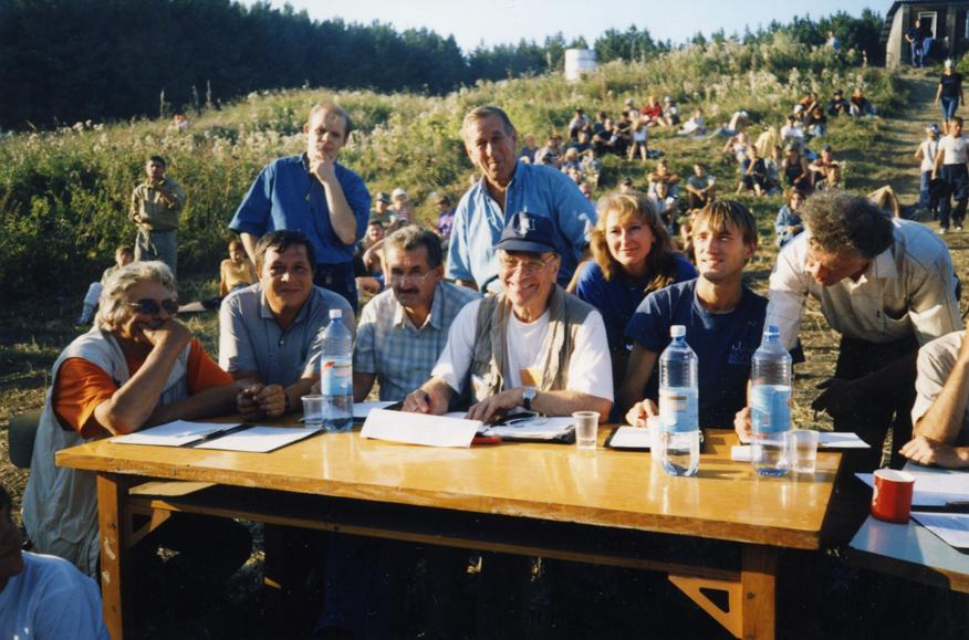 """""""Соловьиные трели"""", 2003 г."""